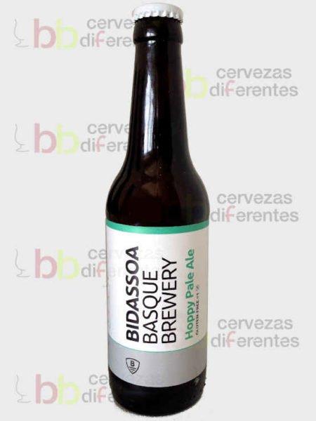 Bidassoa basque brewery_artesana_hoppy pale ale gluten free_cervezas diferentes