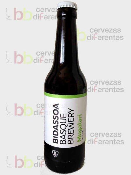 Bidassoa basque brewery_artesana_mugalari_cervezas diferentes