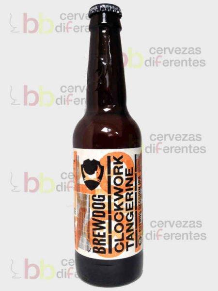 Brew Dog Cloclwork Tangerine_escocia_cervezas diferentes