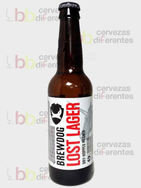 Brew Dog Lost Lager_escocia_cervezas diferentes