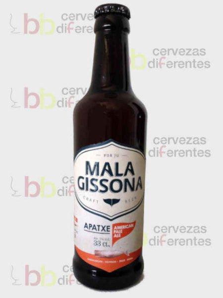 Mala Gissona Apatxe_artesana guipuzcoa_cervezas diferentes