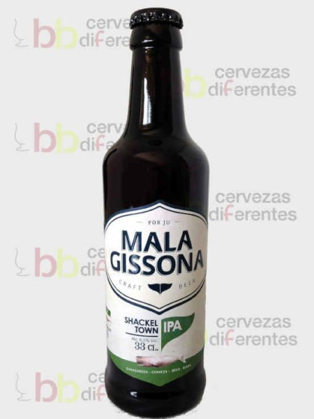 Mala Gissona Shackel Town_artesana guipuzcoa_cervezas diferentes