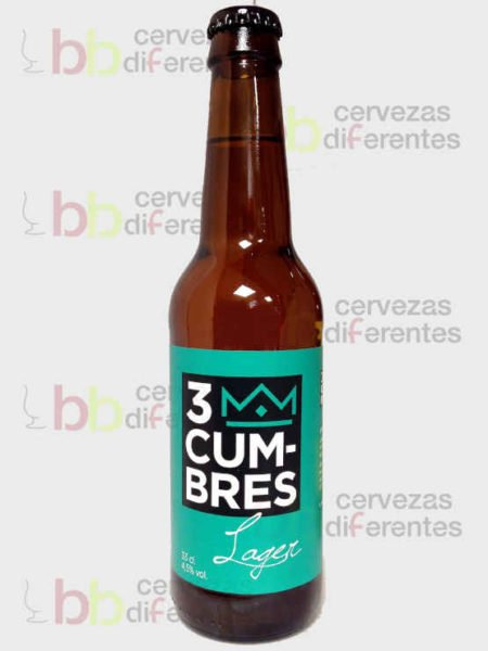 Maltman 3Cumbres Lager_artesana_cervezas diferentes