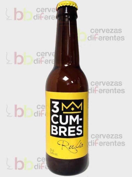 Maltman 3Cumbres Rubia_artesana_cervezas diferentes