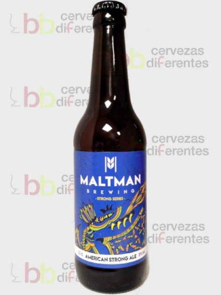 Maltman American Strong_artesana_cervezas diferentes