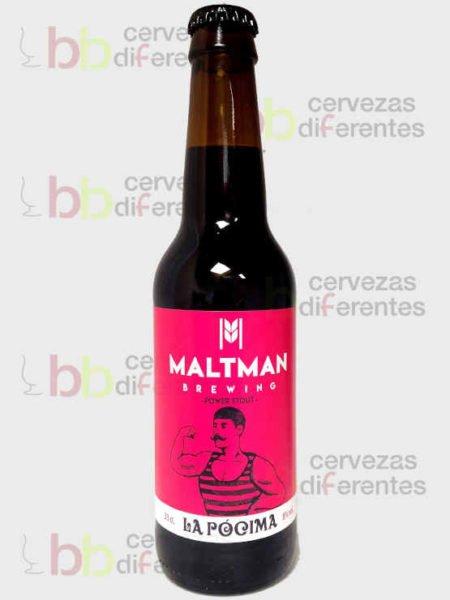 Maltman La Pocima_artesana_cervezas diferentes