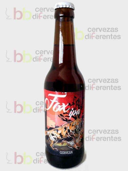 Nos_Fox IPA_artesana_cervezas diferentes