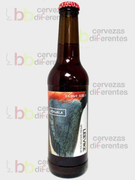 Pohjala_Leevike_Estonia_cervezas diferentes
