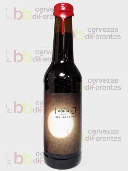 Pohjala_Oo Xo Cognac Barrel Aged_Estonia_cervezas diferentes