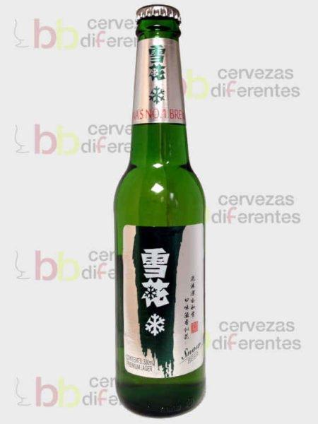 Snow_China_cervezas diferentes