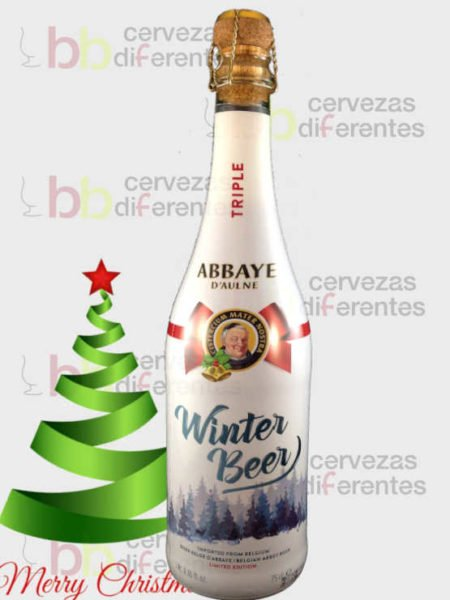 Abbaye D aulne winter beer triple_belga_todas las fotos