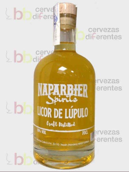 Naparbier_Licor de Lupulo_spirits_navarra_cervezas diferentes