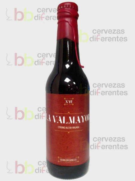 Sesma Brewing_La Valmayor_navarra_cervezas diferentes