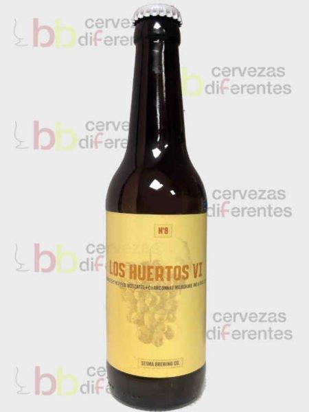 Sesma Brewing_Los Huertos VI_navarra_cervezas diferentes