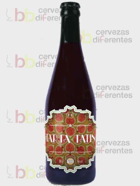 Sesma Brewing_Tarta Tatin_navarra_artesana_cervezas diferentes