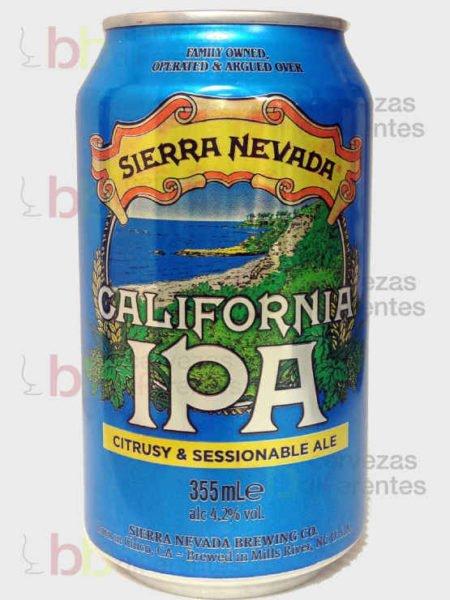 Sierra Nevada_California IPA_cervezas diferentes
