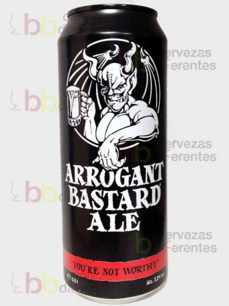 Stone_Arrogant bastard ale_americana_cervezas diferentes