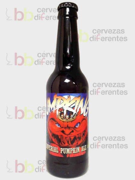 Yria_Imperial pumpkin Ale_artesana_cervezas diferentes