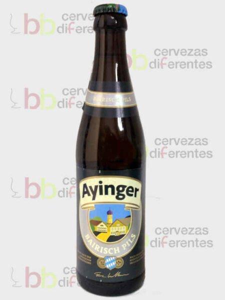 Ayinger_Bairish pils 33cl_alemania_cervezas diferentes
