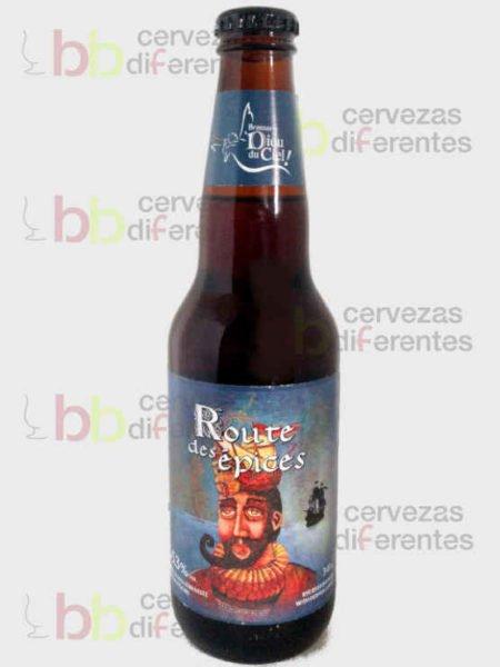 Dieu du ciel_Route des epices_canadá_cervezas diferentes