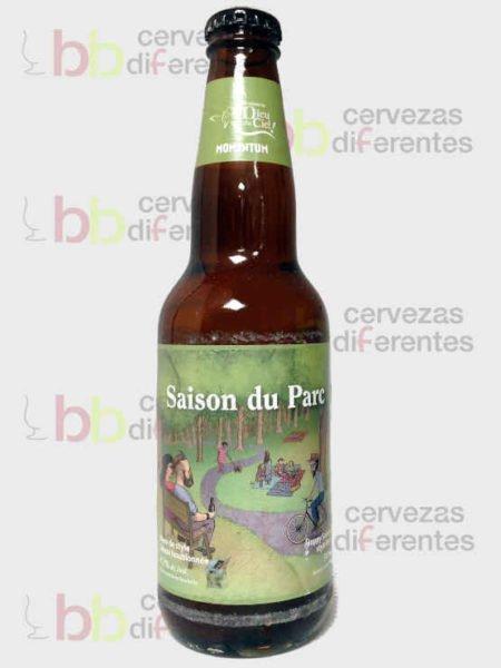 Dieu du ciel_Saison du parc_canada_cervezas diferentes
