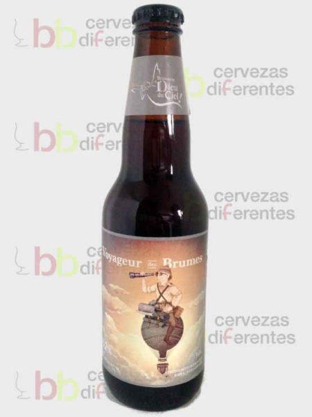 Dieu du ciel_voyageur des brumes_canadá_cervezas diferentes