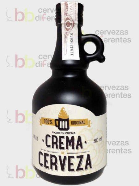 Domus_crema de cerveza_artesana_Toledo_cervezas diferentes