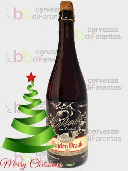 Gulden Draak Brewmaster Calvados_navidad_cervezas_diferentes