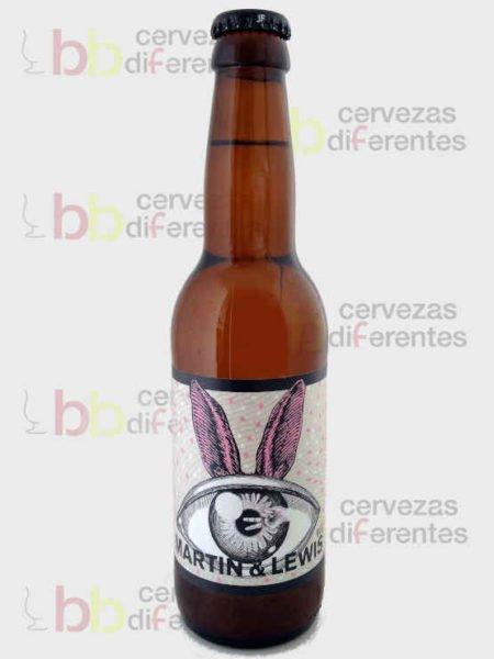 Mad Scientist Martin and Lewis_Vanilla Milkshake_hungria_IPA_cervezas diferentes