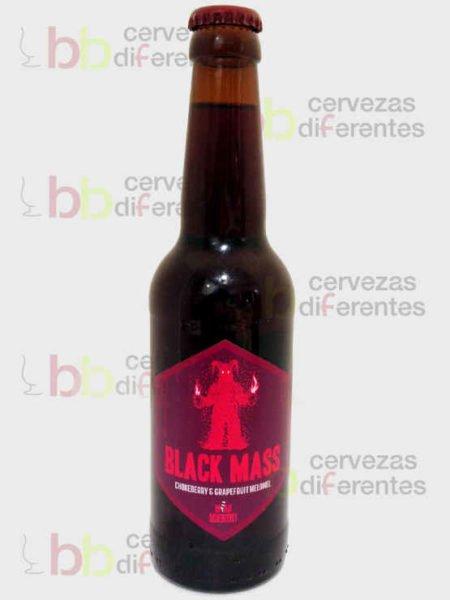 Mad Scientist_Hidromiel Black Mass con bayas de aronia y uva_hungria_cervezas diferentes