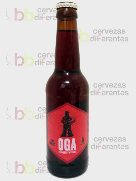 Mad Scientist_Hidromiel OGA con arandanos_hungria_cervezas diferentes