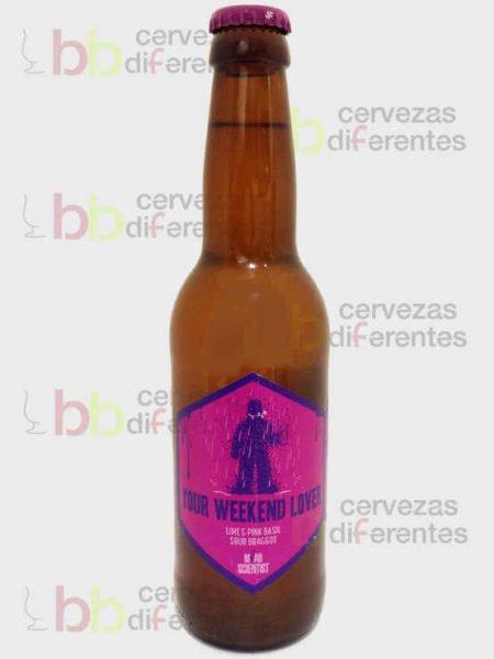 Mad Scientist_Hidromiel your weekend lover con lima y albahaca_hungria_cervezas diferentes