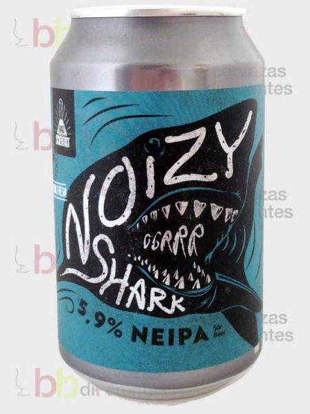 Mad Scientist_Noizy Shark NEIPA_hungria_new england IPA_cervezas diferentes