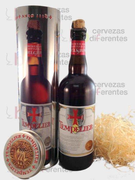 Tempelier 75cl_estuche regalo_belga_cervezas diferentes