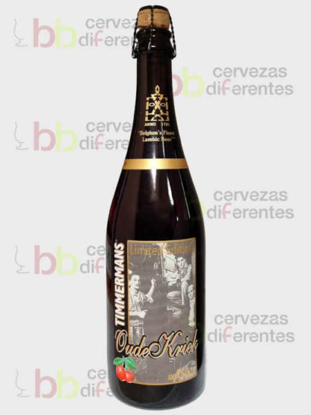 Timmermans oude Kriek_belgica_cervezas diferentes
