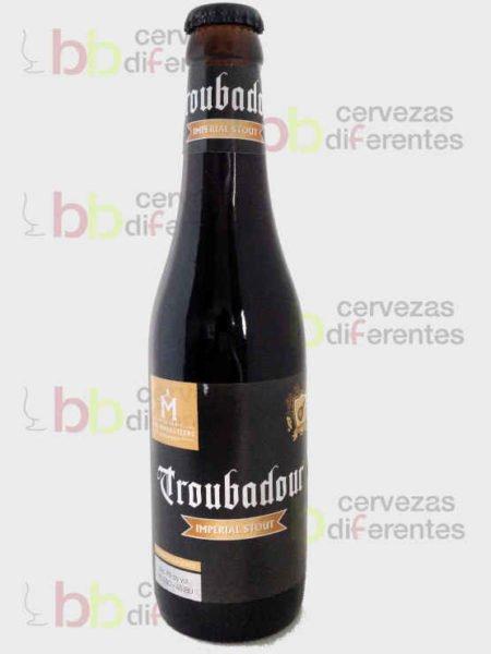 Trobadour_Imperial Stout_belgica_cervezas diferentes